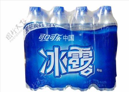 可口可乐冰露矿物质水550ml