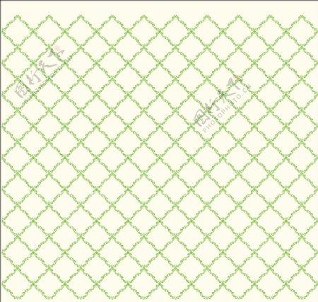 底纹藤蔓菱形四方连续图片