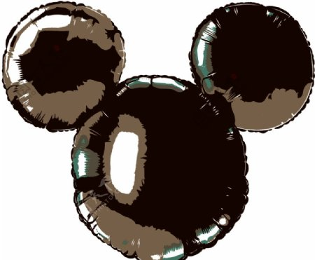 米奇气球米奇米老鼠图片