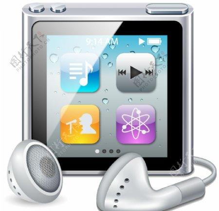 ipod播放器图片