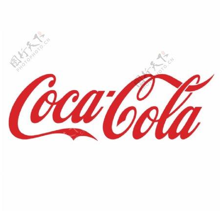 可口可乐logo图片