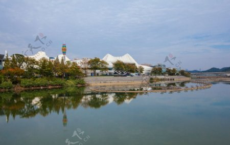 梅溪湖国际文化艺术中心图片
