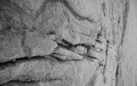 石材质自然材质岩石背景图片