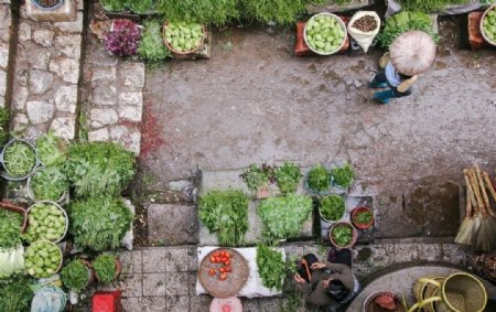 菜市场图片