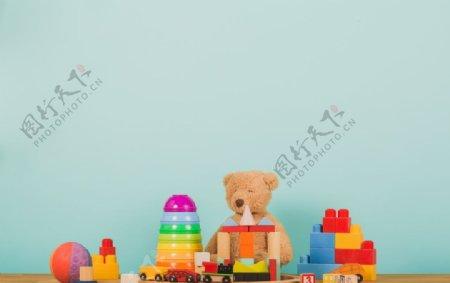 华美儿童玩具照片玩具复制图片