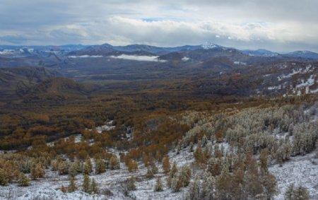 阿尔泰山图片