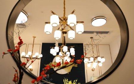 灯饰卖场图片
