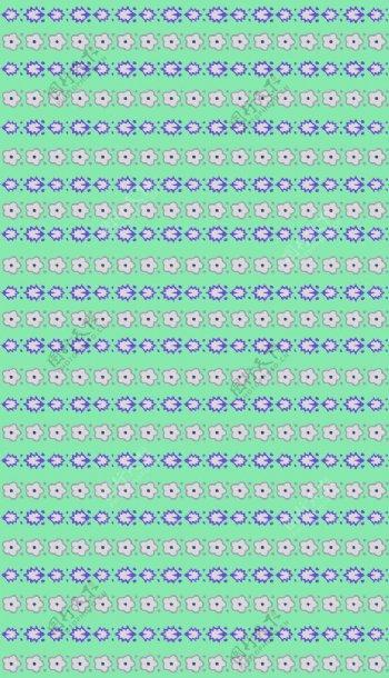 矢量条纹矢量花部落图片
