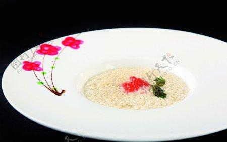 特色菜珍珠一品豆腐图片