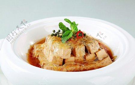 浙菜私房豆腐图片