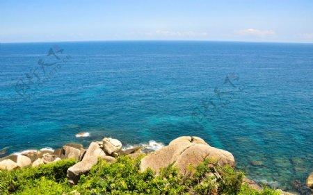 海平面图片