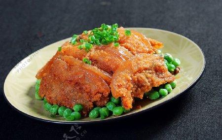 豌豆粉蒸肉图片