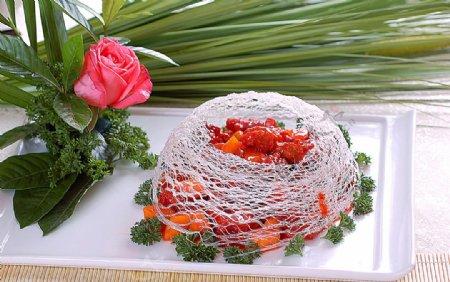 川菜鸟巢图片