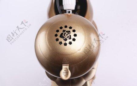 唐德康电加热无烟艾灸养生仪器展图片