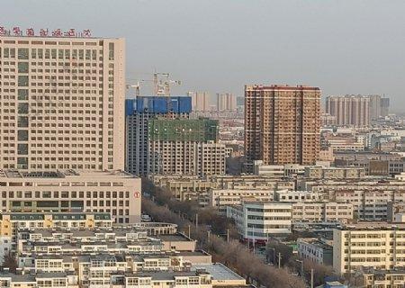 城市楼房建筑高楼小都市图片