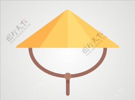 帽子渔夫帽图片