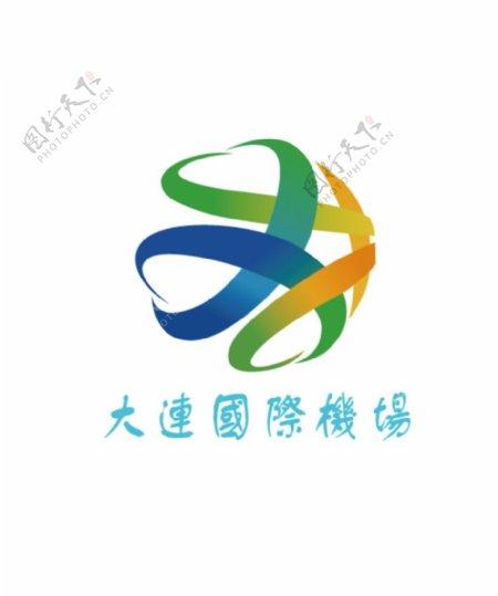 大连国际机场logo图片