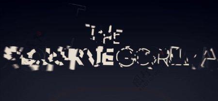 C4D片头动画logo演绎图片