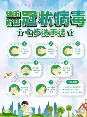 预防新冠病毒图片