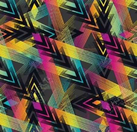 抽象条纹图片