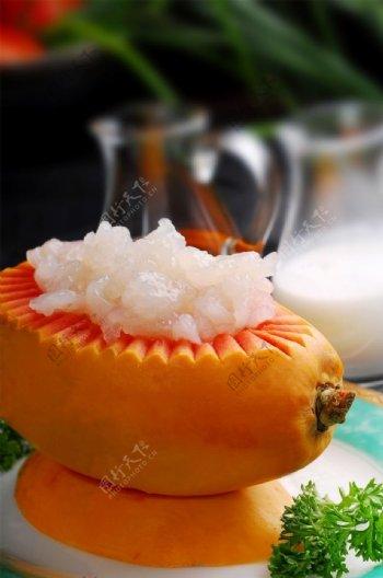 鲍鱼鱼翅图片