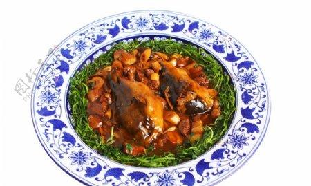 河豚特色菜图片
