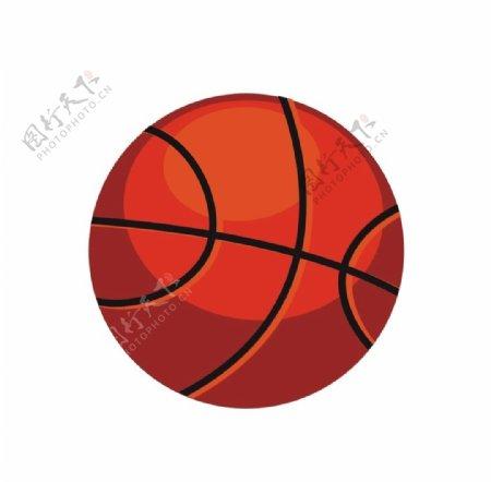 矢量篮球图片