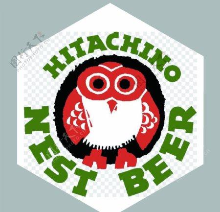 猫头鹰啤酒图片