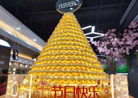 超市卖场节日图片