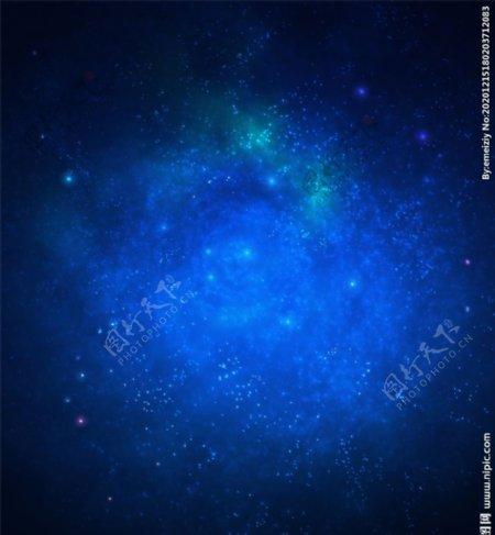动漫星空宇宙图片