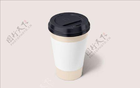 咖啡样机图片