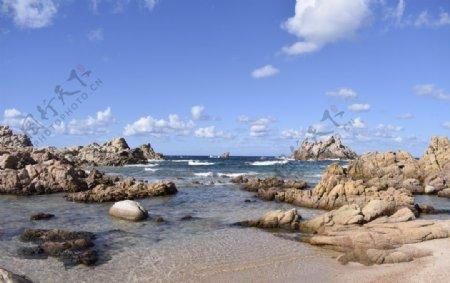 撒丁岛风景图片