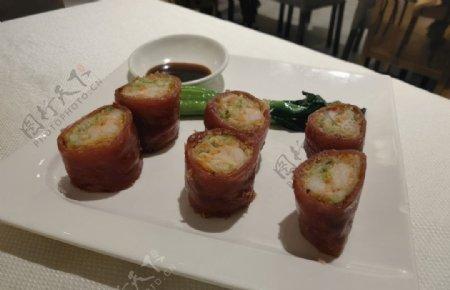 红米肠粉图片