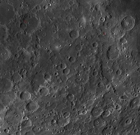月球表面8K图片