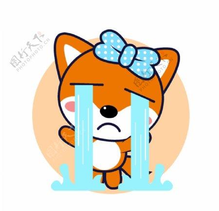 狐狸表情包图片