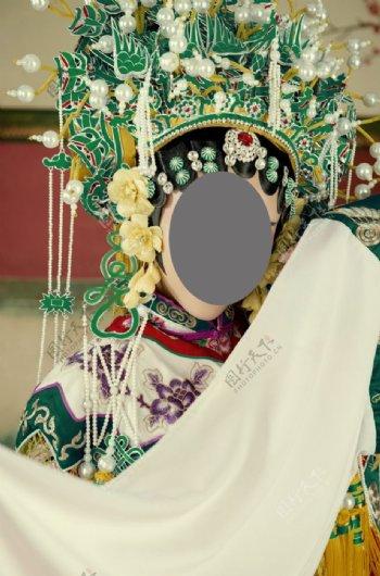 京剧醉贵妃图片