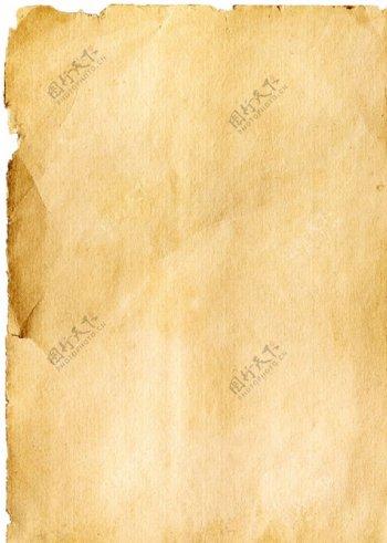 黄色纸纹理背景图片