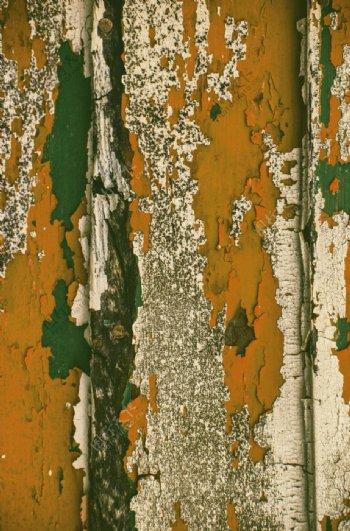 斑驳木板木纹图片