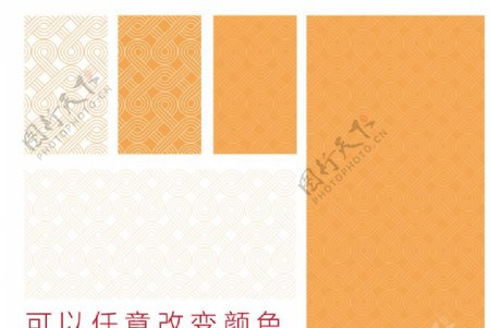 色票线条网格图片