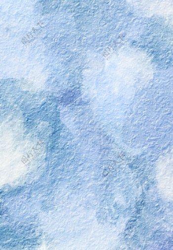 抽象水彩晕染背景图片
