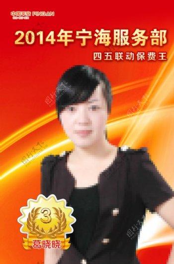 金牌讲师个人简介海报图片